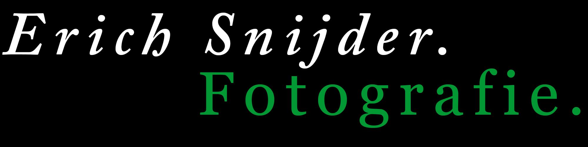 Erich Snijder Fotografie.